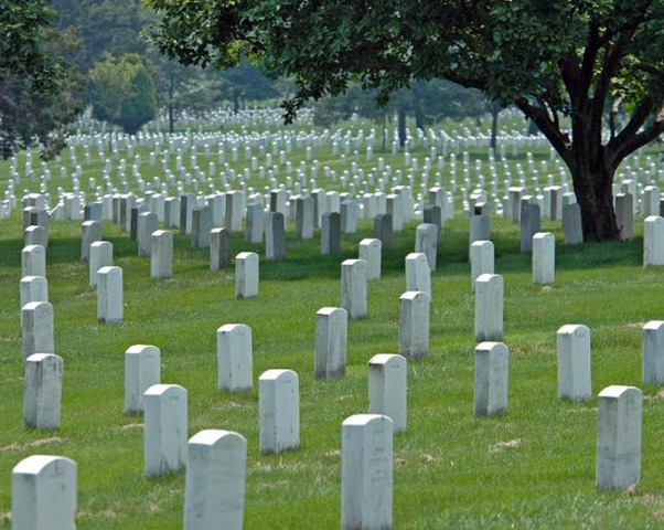 Founding of Arlington National Cemetery