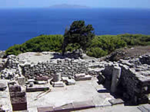 Destruction of Minoan Settlements