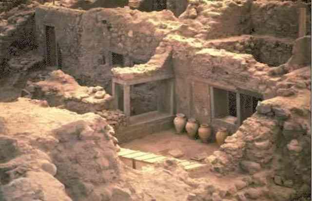 Settlement of Akrotiri