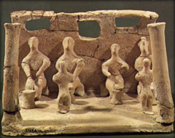 Minoan Prepalatial Culture