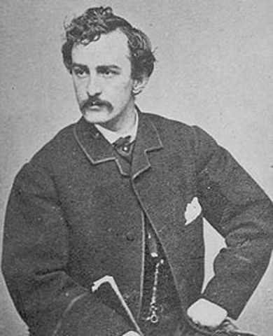 Death of John Wilkes Booth