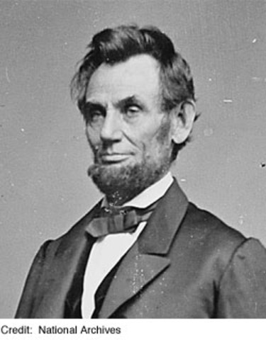 Abraham Lincoln Nominated