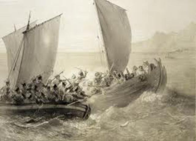 Attaque des Vikings contre Istanbul