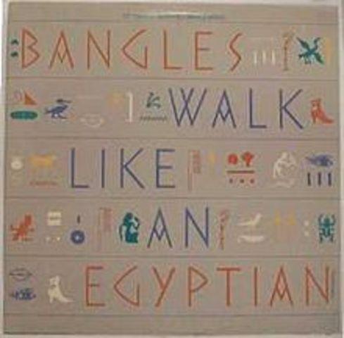 Walk Like an Egyptian -Bangles