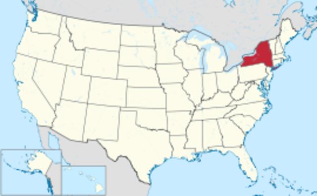 New York Ratifies the 14th Amendment