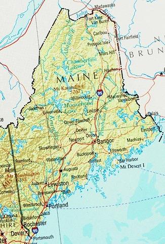 Maine Ratifies Amendment 14