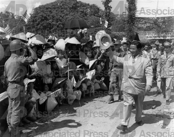 Capture of Ngo Dinh Diem