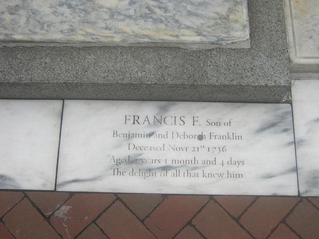 Francis dies. :(