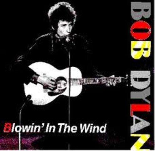 Blowing in the Wind par Bob Dylan est sorti en 10, août, 1962