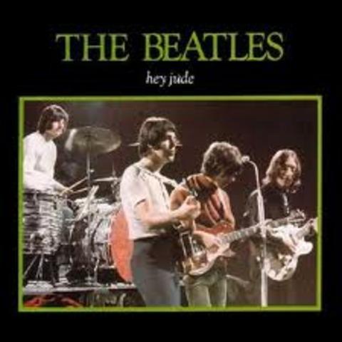 Hey Jude par le Beatles est sorti en 7, août, 1968.