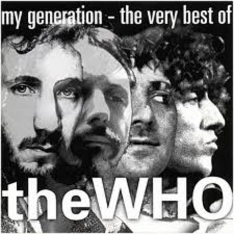 My Generation par le Who est sorti en 1966.