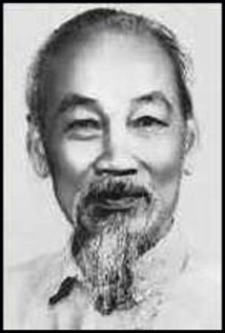 Ho Chi Minh Born