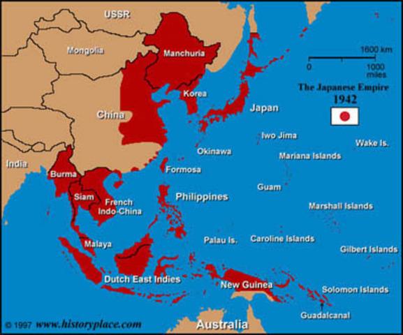 Japanese invasion of IndoChina