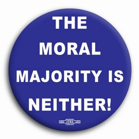 Fall of the Moral Majority