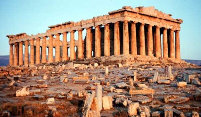 Start of Greece