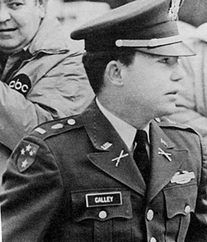 Lieutenant from My Lai Incident Convicted
