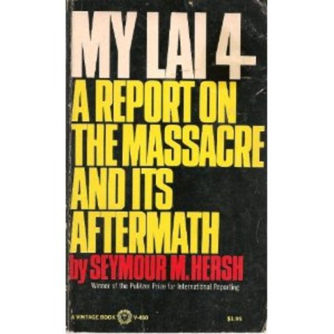 The U.S. goverment formally releases the My Lai Report