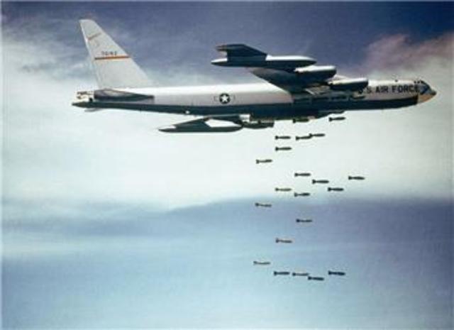 Operation Linebacker II (Christmas Bombings)