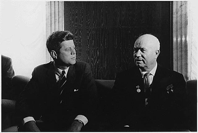 Khrushchev Ousted