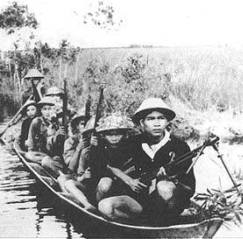 Viet Cong Formed