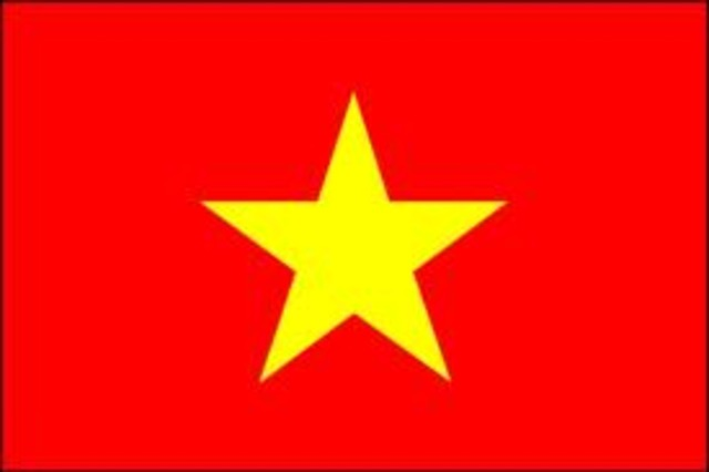 Vietnam is unified as a communist country