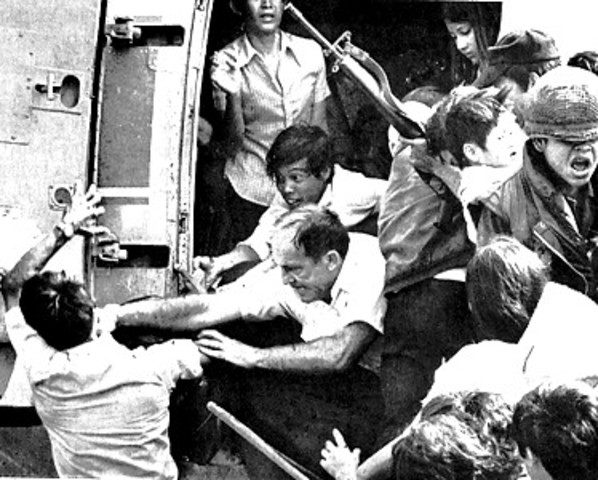 The Fall of Saigon - The End of the War