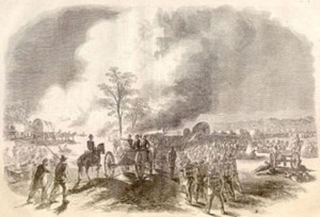 Battle of Seven Pines