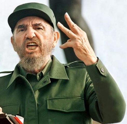Castro rises to power in Cuba, breaking ties with the U.S.