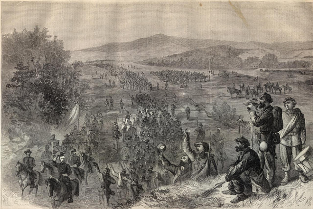 Union Victory at Shenandoah Valley