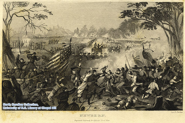 Confederate Surrender to Sherman