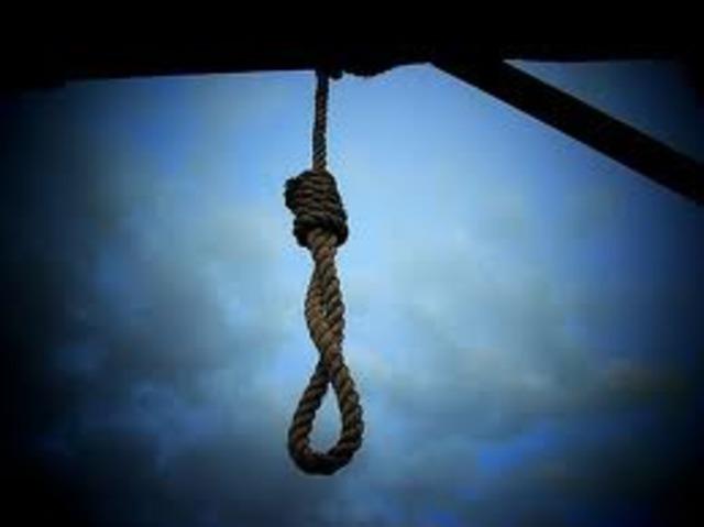 Mussolini Hanged