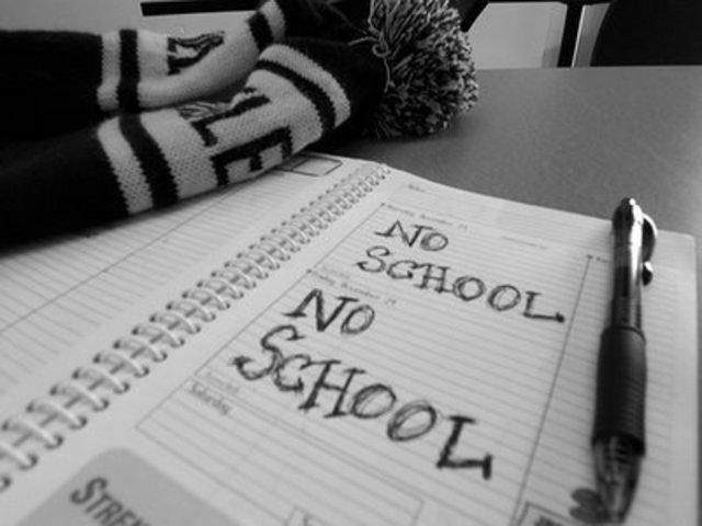 No colegio