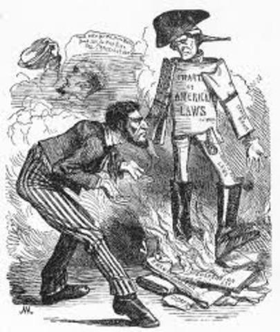 Lincoln's Suspension