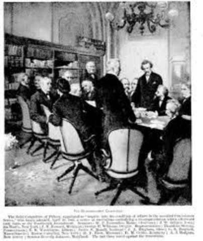 The Crittenden-Johnson Resolution