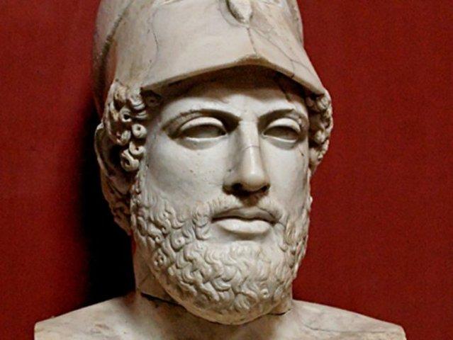Pericles dies