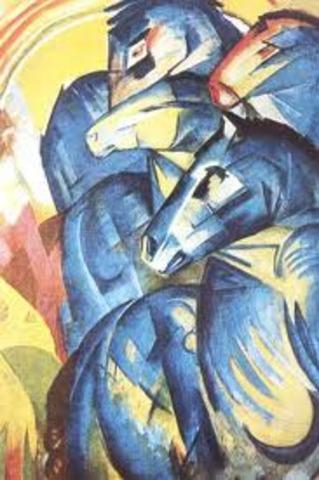 Blaue Reiter, Der