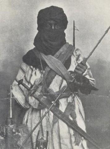 Moorish incursion into Spain begins.