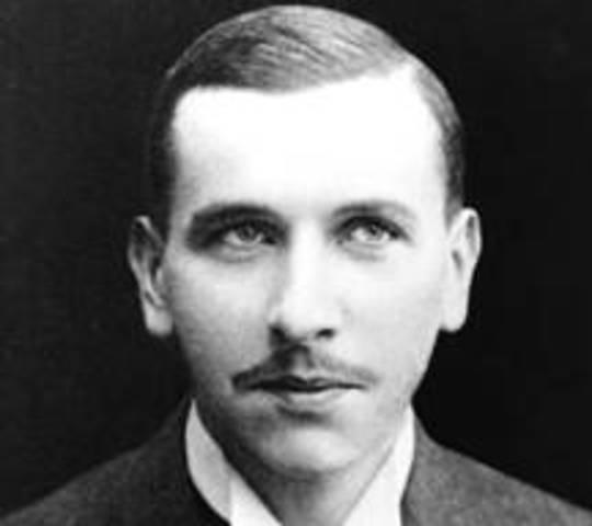 Alfred Wegener.