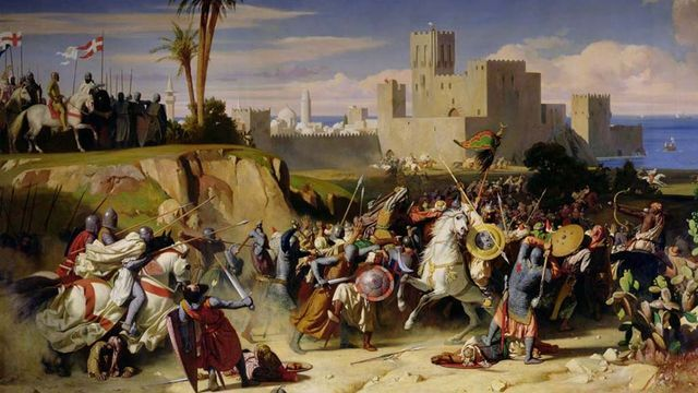 The third crusade.
