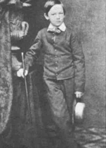 President Lincoln's Son Dies