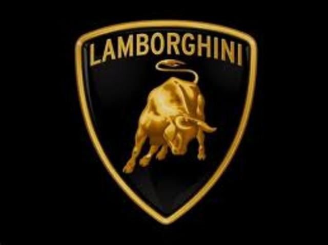 Lamborghini was founded