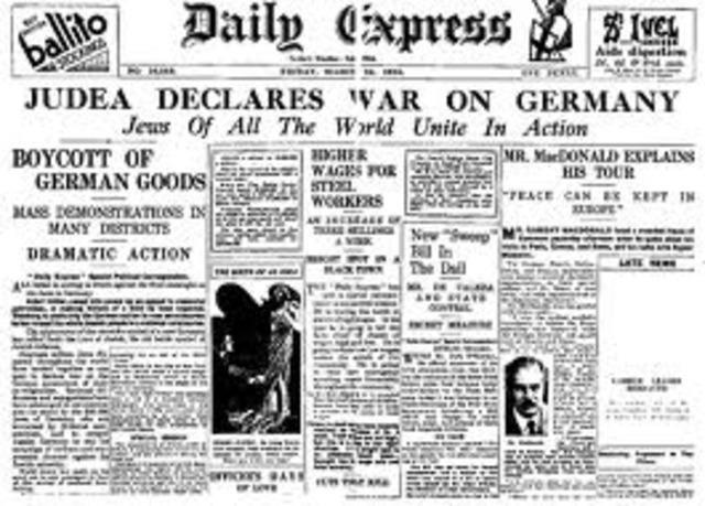 1-3 de agosto Alemania declarala guerra a Rusia y Francia