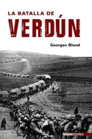 Ofensiva alemana en Verdún