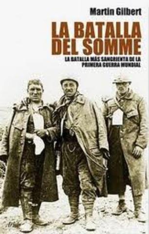Franceses y Británicos inician la ofensiva del Somme