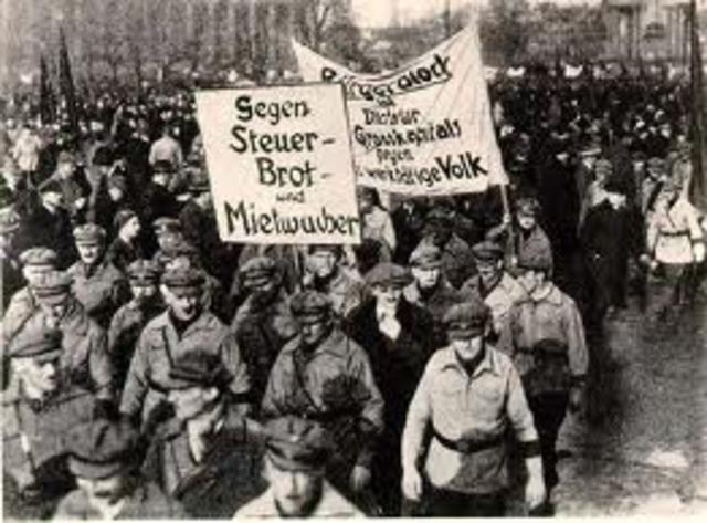 Comienza la Revolución  Rusa