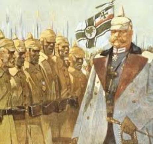 Tratado de paz de los imperios centrales con Rumania-