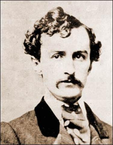 John Wilkes Booth capture