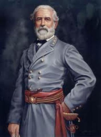 Jefferson Davis Replaces Johnston with Lee