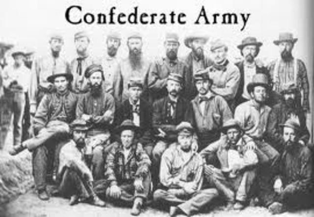 Conscription in The Confederacy