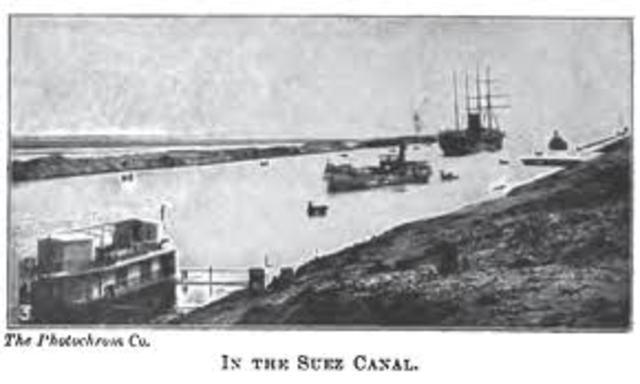 Suez Canal Crisis